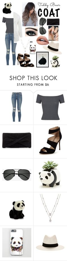 """""""Ying and Yang"""" by natna0049 ❤ liked on Polyvore featuring Frame, Miss Selfridge, Reiss, Carvela, Yves Saint Laurent, Max Factor, Incoco, Forever 21 and rag & bone"""