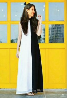 How To Wear White Dress Classy Blouses Ideas Stylish Dresses, Simple Dresses, Casual Dresses, Fashion Dresses, Long Dresses, Casual Wear, Pakistani Dresses, Indian Dresses, Outfits Fiesta