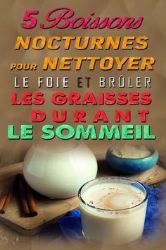 5 Nocturnal drinks to clean your liver and b - Recettes Detox Idées Roger Bacon, Clean Your Liver, Lose Weight, Weight Loss, Energy Level, Pills, Dreaming Of You, Detox, Cleaning