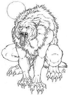 Loup Garou Recherche Google Loup Garous Loup Garou