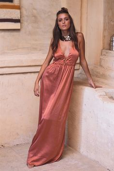 0da2d4fdd4f Silky Solstice Maxi - Dresses by Sabo Skirt