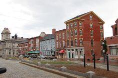 Portland, Maine Portland City, Portland Maine, Old Port, Coastal, Street View, Explore, Places, Art, Lugares
