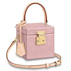 Louis Vuitton Bleecker Box Bag | Bragmybag Brown Leather Backpack, Calf Leather, Leather Crossbody Bag, Patent Leather, Louis Vuitton Handbags, Suede Handbags, Brown Wallet, Best Handbags, Ideas