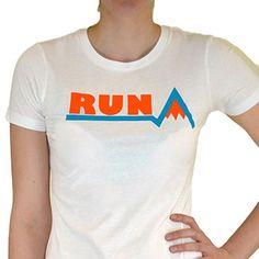 Womens Everyday Runners Tee Run Peak | Running Womens Cotton Tshirts