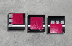 Multi Canvas Painting, Diy Painting, Canvas Art, Ceramic Tile Art, Acrylic Art, Painting Inspiration, Diy Art, Creative Art, Easy Paintings