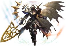 No.998 混沌之翼 ‧ 路西法 Wings of Chaos - Lucifer #神魔之塔 #神魔_封王