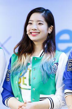 Ella posee una de las sonrisas más hermosas que he visto en mi vida y no exagero
