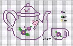 Cross Stitch, Love You, Cross Stitch Embroidery, Craft, Drop Cloths, Embroidery Ideas, Punto De Cruz, Handarbeit, Te Amo