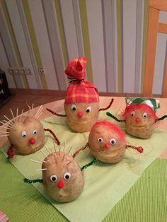 Kartoffelmännchen