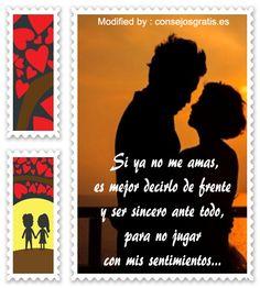 41 Mejores Imagenes De Tarjetas Romantic Quotes Words Of Love Y