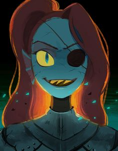 Undyne is awesome