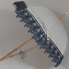 Ombrelle La Miss. Des tissus de qualité pour une bonne protection contre le soleil.