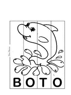 Quebra cabeça personagens folclóricos Animal Puzzle, Afro Art, Dena, Professor, Symbols, Letters, Education, School, 1
