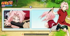 """A versão beta do jogo """"Naruto Online"""" já está aberta, venha conhecer o único jogo online oficial da série!"""