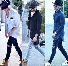 Street urban fashion