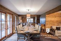 Luxuriöse Chaletapartments Kitzbühel-Kirchberg - Hüttenurlaub in Kitzbüheler Alpen mieten - Alpen Chalets & Resorts