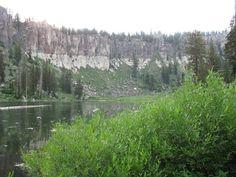10. Tony Grove Lake, Logan Canyon
