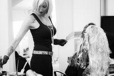 Balayage Highlights by Lauren E. Hack of LAUREN+VANESSA Haircare & Beauty