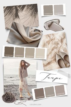Color Trends, Taupe, Neutral, Palette, Popular, Colorful, Collection, Beige, Pallets