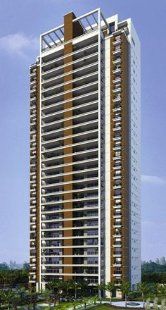 Ibirapuera Boulevard Apartamentos de 4 suítes com 246 m² e coberturas de 391 m². clique na imagem