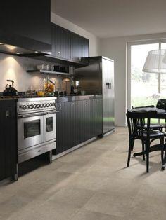 marmoleum kitchen floor designs | sky blue, silver birch