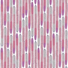 125710 Plumes | Lavender from Biology by Sarah Watson for Cloud9 Fabrics