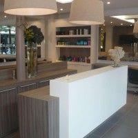 Agencement du salon Lady marmalade (Luxembourg)