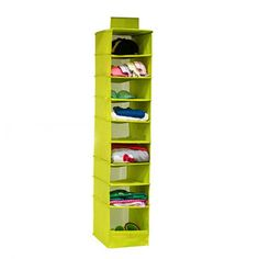 Design Trend CedarStow Shelf/Sweater Storage Bag With Red Cedar Panels,  Green | Cedar Paneling And Products