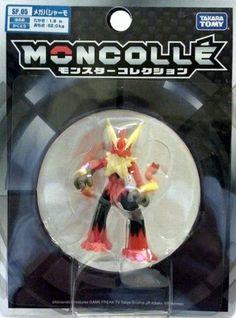 "Tomy Pokemon x Y Monster Collection 2 5"" Action Figure SP 05 Mega Blaziken   eBay"