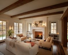 Traditional Family Room Design, Pictures, Remodel, Decor and Ideas - page 4