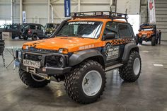 Jeep Suv, Jeep Truck, Vw Syncro, 4x4 Off Road, Weird Cars, Fender Flares, Daihatsu, 4x4 Trucks, Land Rover Defender