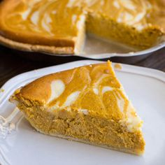 The cream cheese in this amazing pie creates a smooth and creamy texture, I've never loved pumpkin pie more than this recipe