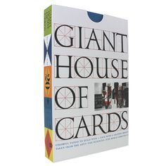 Giant House of Cards | Eames Office