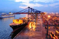 Logística Concreta: Embarque do Brasil recuou 8,7%