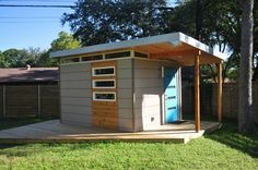 Kanga Room Systems  (tiny portable buildings that can be used as tiny homes, personal or office spaces)