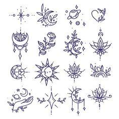 Doodle Tattoo, Poke Tattoo, Cute Tiny Tattoos, Pretty Tattoos, Classy Tattoos, Body Art Tattoos, Sleeve Tattoos, Tatoo Music, Smal Tattoo