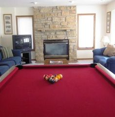 Pool Table at Cinnabar - 4 Bedroom with outdoor hot tub and pool table