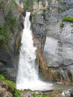 Каскад водопадов на реке Шинок - Путешествуем вместе