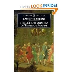 The Life & Opinions of Tristram Shandy - Labyrinth of Digressions - University old days!
