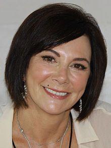 Marcia Clark, lead prosecutor in the O.J. Simpson murder case.