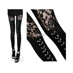 Wholesale Gothic Leggings Wet Look Pants Stockings Fetish Tights ($14) found on Polyvore featuring women's fashion, pants, leggings, tights, bottoms, wet look pants, goth leggings, shiny pants, shiny leggings and wetlook leggings