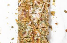 Pumpkin Bread with Toasted Coconut photo