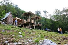 Pathside bar en route to Theth. Image by / CC BY Albania Travel, Visit Albania, A Decade, Lonely Planet, 2 In, Backpacking, Planets, Travel Tips, Trail