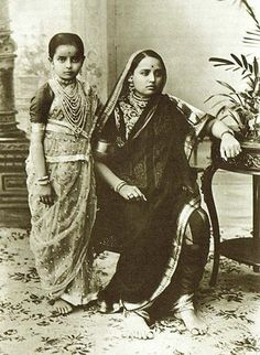 "Maharani Chimnabai of Baroda, the one who famously instructed her grand daughter Gayatri Devi to ""never wear emeralds with a green sari … they look so much better with pink."""