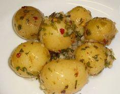 Como fazer batata calabresa