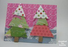 2012 Custom Handmade Christmas card Ideas 2 20+ Beautiful Diy & Homemade Christmas Card Ideas For 2012
