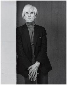 Robert Mapplethorpe, Andy Warhol 1983