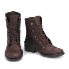 Bota Masculina Factum Bm05 - Cafe - Passarela Calçados - Calçados online