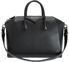 Givenchy Medium Antigona Duffel - The Structured bag everyone seems to be carrying. (Though I don't have one, doesn't mean I can't ogle it.)