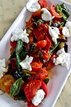 Annabel Langbein Lunch Recipes @ Not Quite Nigella Lunch Recipes, Great Recipes, Salad Recipes, Cooking Recipes, Favorite Recipes, Healthy Recipes, Kiwi Recipes, Gula, Nigella